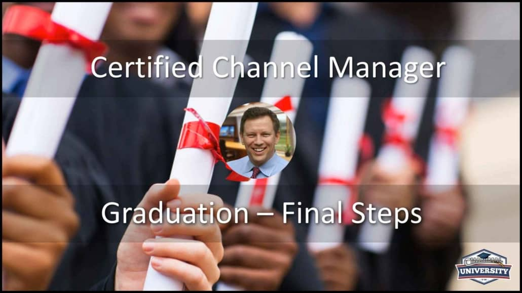 Certificate in Channel Management