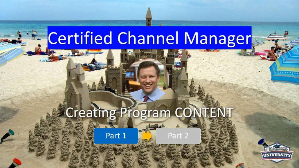 channel manager course - review