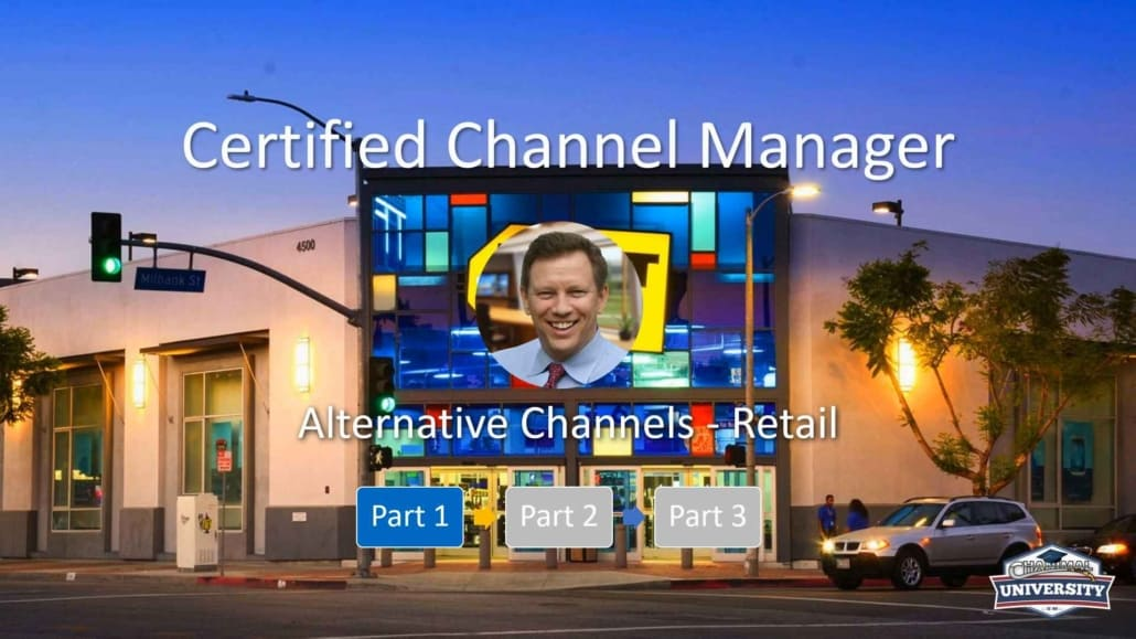 Retail Channel Training