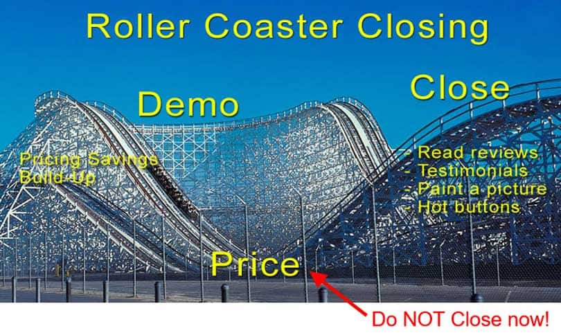 Rollelr Coaster Closing